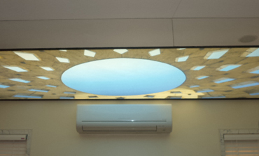 Translucent Ceilings and Wall Coverings
