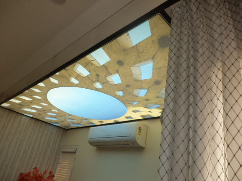 Stretch Ceilings and Wall Coverings - Nakshatra Clipso