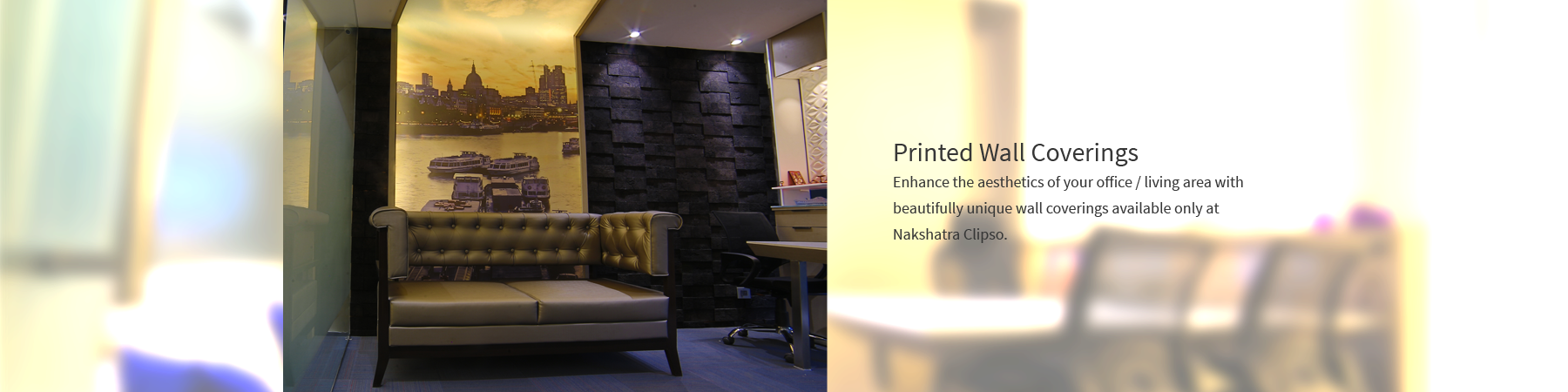 Printed Wall Coverings