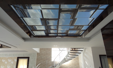 Printed Stretch Ceilings